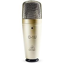 Behringer C-1U USB Studio Condenser Mic
