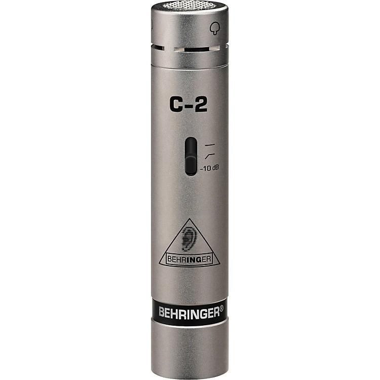 BehringerC-2 Small Diaphragm Condenser Microphone Pair
