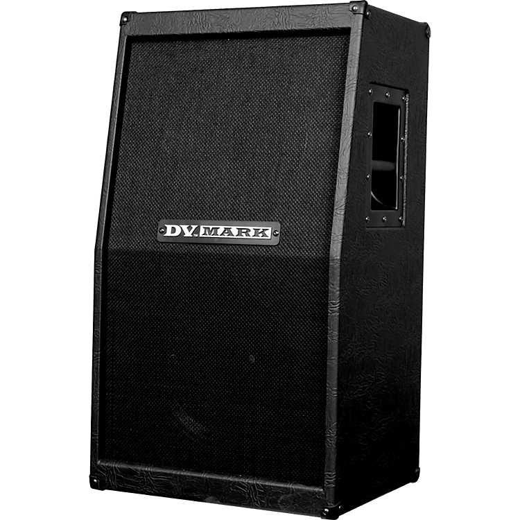 Dv Mark C 212 V Vertical Slant 2x12 Guitar Speaker Cabinet