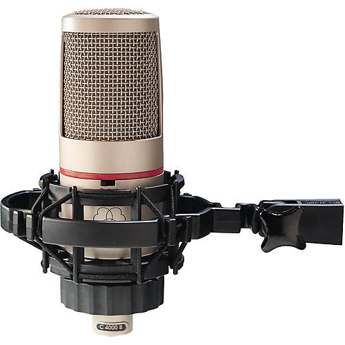 AKG C 4000 B Stage and Studio Condenser Microphone
