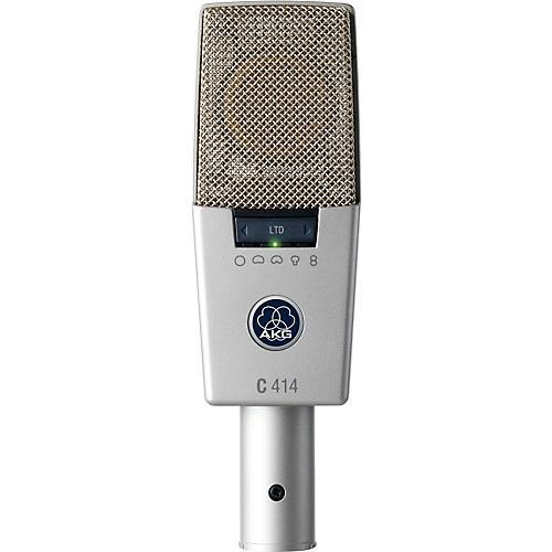 AKG C 414 LTD Limited Edition Large Diaphragm Condenser Microphone