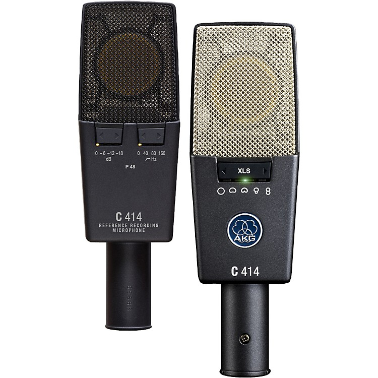 AKGC 414 XLS/ST Stereo Microphone Set
