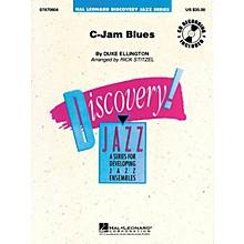 Hal Leonard C-Jam Blues Jazz Band Level 1.5 Arranged by Rick Stitzel