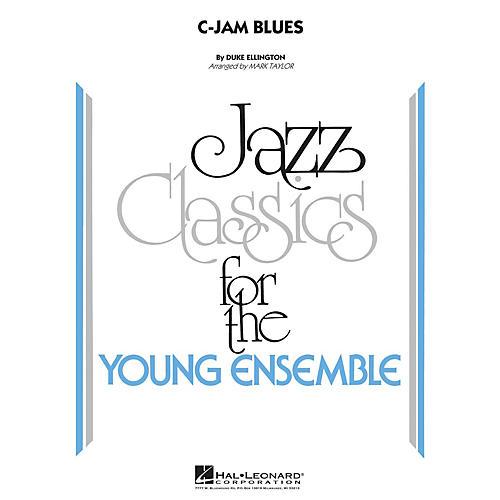 Hal Leonard C-Jam Blues Jazz Band Level 3 Arranged by Mark Taylor-thumbnail