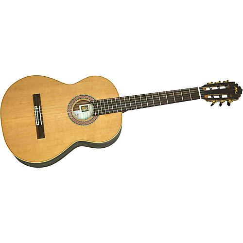 Manuel Rodriguez C1 Madagascar Ebony Nylon-String Acoustic Guitar