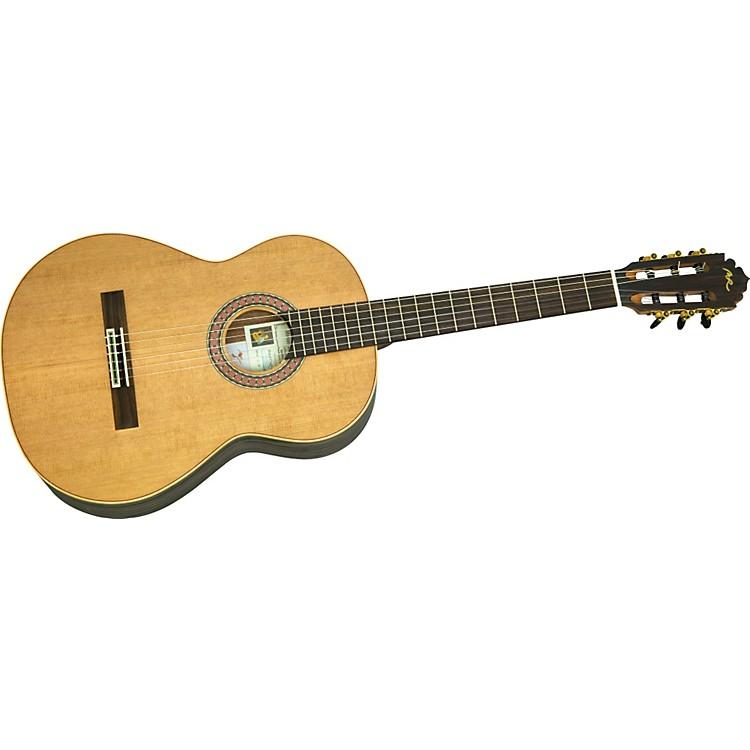 Manuel RodriguezC1 Madagascar Ebony Nylon-String Acoustic Guitar