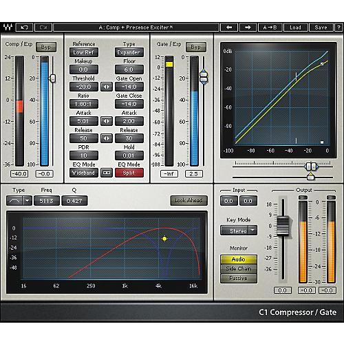 Waves C1 Native Software Download-thumbnail
