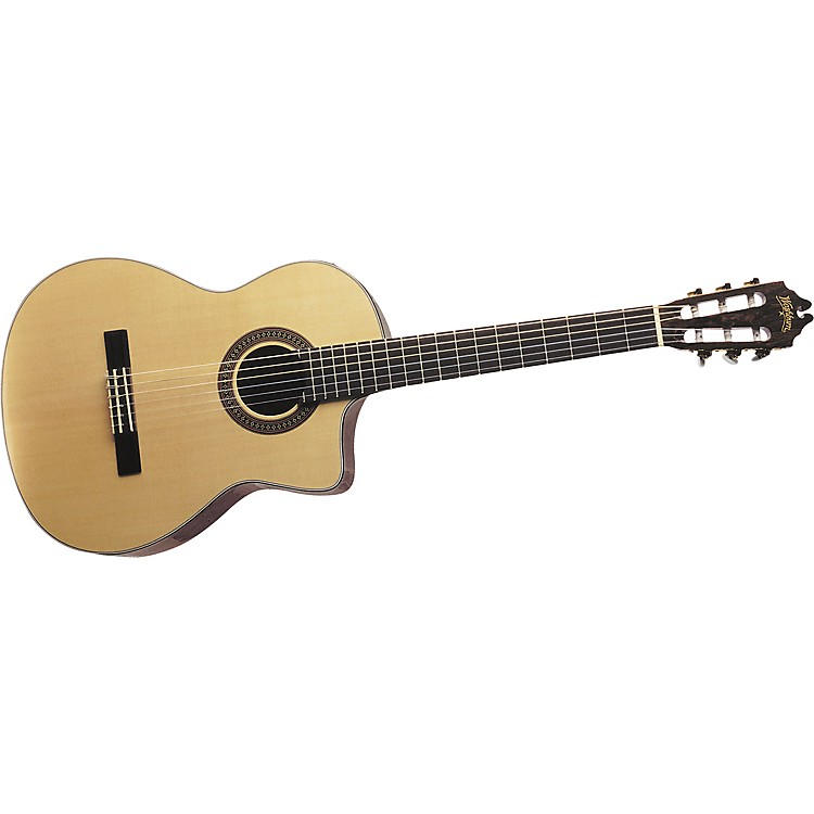 Washburn C104SCE Classical Acoustic-Electric Guitar