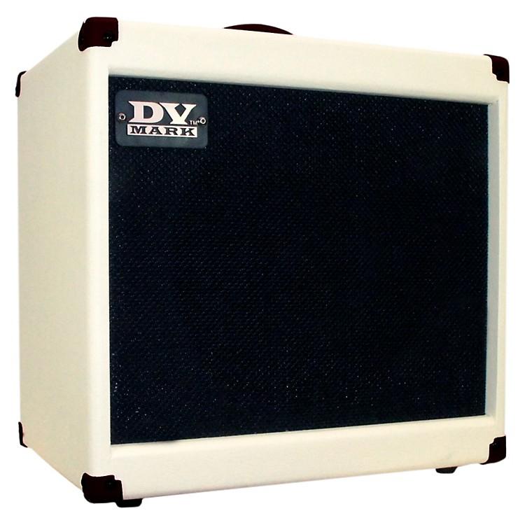 DV MarkC112 Small 150W 1X12 Guitar Speaker CabinetWhite