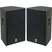 "Yamaha C115V 15"" 2-Way Club Speaker Pair"