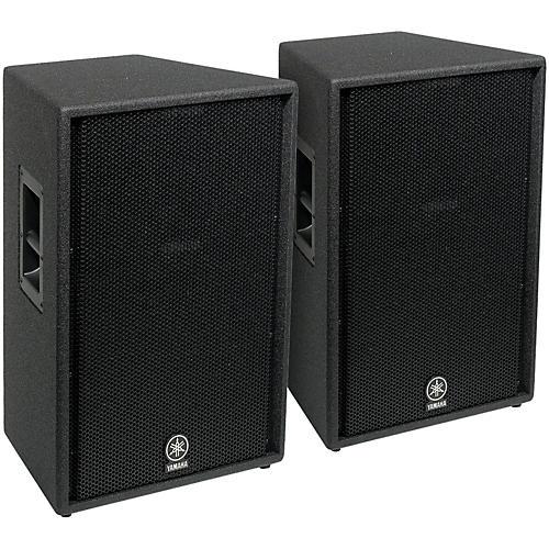 yamaha c115v speaker pair musician 39 s friend