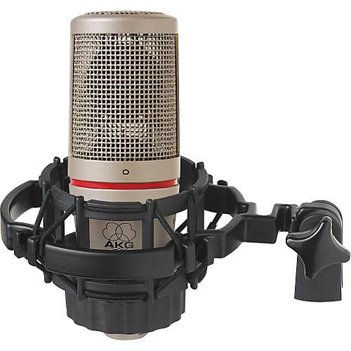 AKG C2000B/H100 Microphone Package