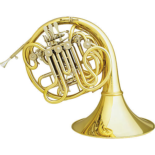 Hans Hoyer C23-L Triple Horn Lacquer Detachable Bell