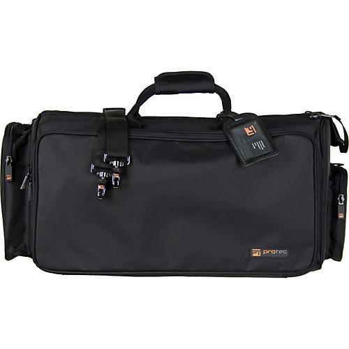Protec C248 Deluxe Triple Trumpet Bag-thumbnail