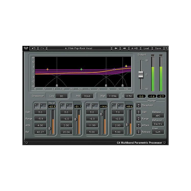 WavesC4 Native Software Download