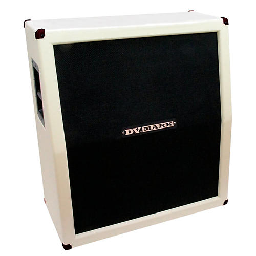 DV Mark C412 Standard 600W 4X12 Guitar Speaker Cabinet White