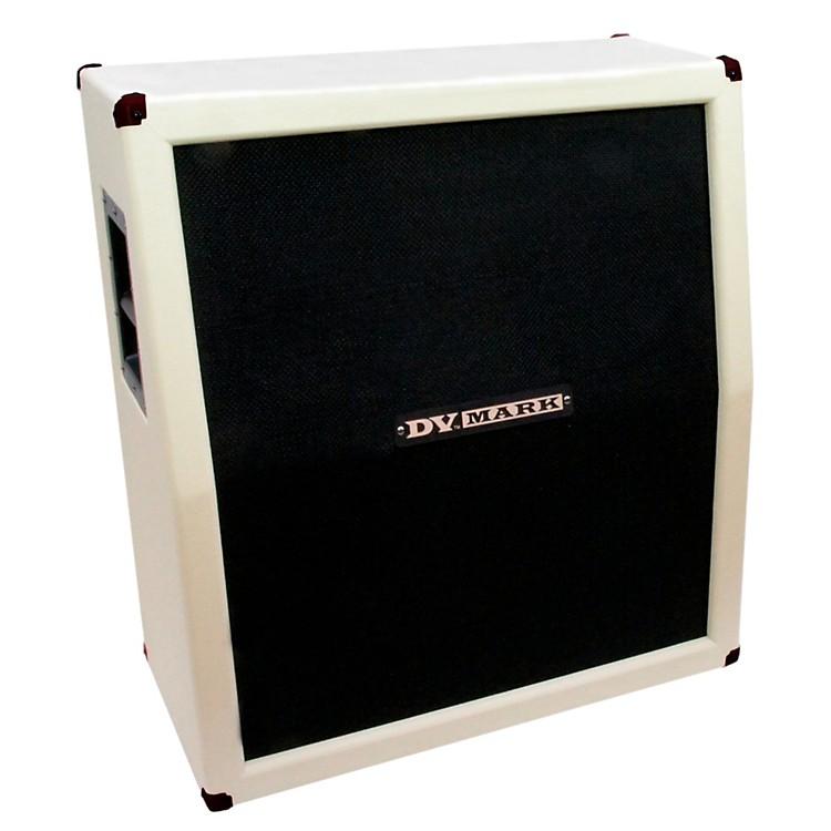 DV MarkC412 Standard 600W 4X12 Guitar Speaker CabinetWhite