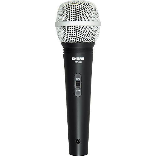 Shure C606 Dynamic Microphone
