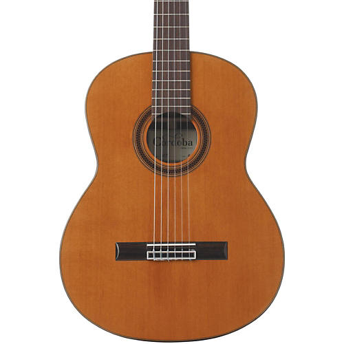 Cordoba C7 CD/IN Acoustic Nylon String Classical Guitar Natural