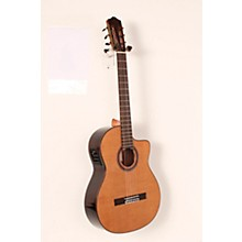 Cordoba C7-CE CD Acoustic-Electric Nylon String Classical Guitar Level 2 Natural 190839103840