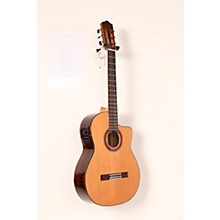 Cordoba C7-CE CD Acoustic-Electric Nylon String Classical Guitar Level 2 Natural 190839110770