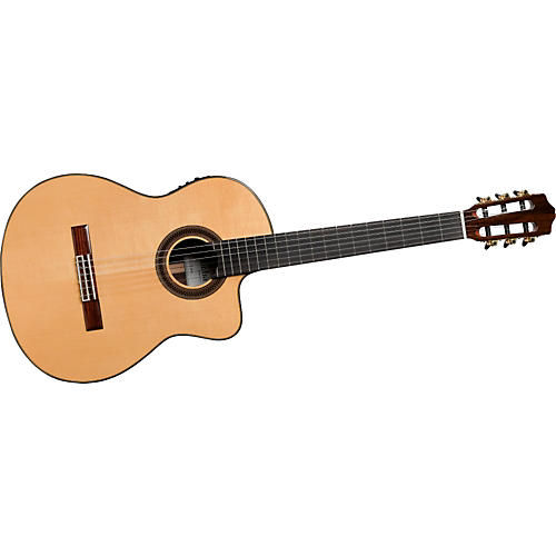 Cordoba C7-CE SP/IN Acoustic-Electric Nylon String Classical Guitar