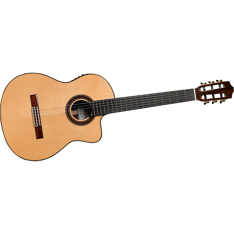 CordobaC7-CE SP/IN Acoustic-Electric Nylon String Classical Guitar