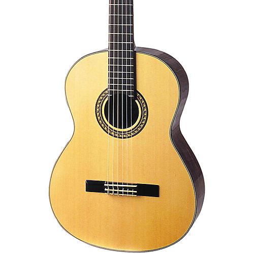 Washburn C80S Madrid Classical Guitar Glossy Cedar Top