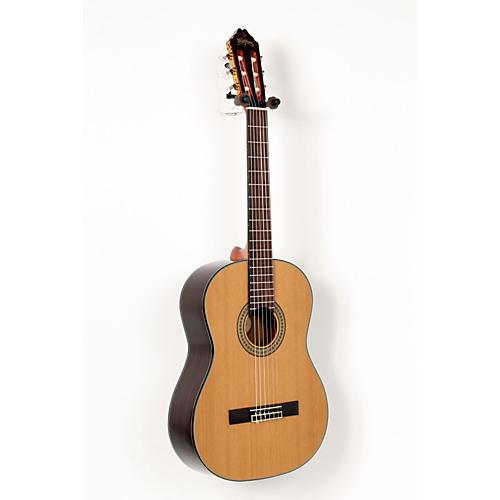 Washburn C80S Madrid Classical Guitar Gloss Cedar Top 888365514086