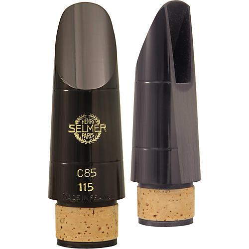 Selmer Paris C85 Series Bb Clarinet Mouthpiece 115 Medium/Medium