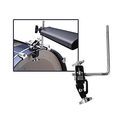 Pearl CA-100 Mounted Cowbell Holder with Non-Marring Clamp-thumbnail