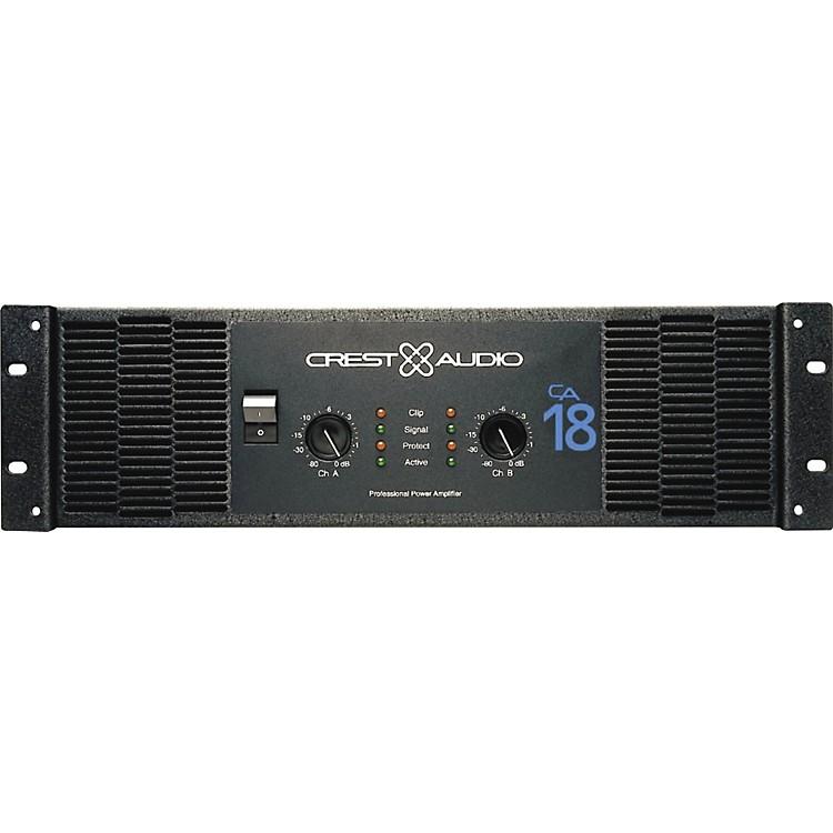 Crest AudioCA 18 5000W Power Amplifier