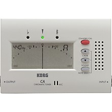 Korg CA-40 Electronic Chromatic Tuner