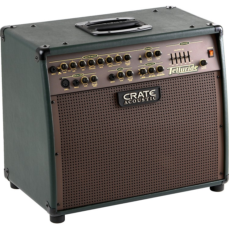Crate CA125DG Telluride 125W Acoustic Amp with DSP