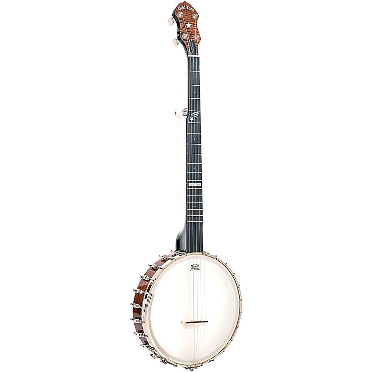 Gold Tone CB-100 Open Back Banjo Natural