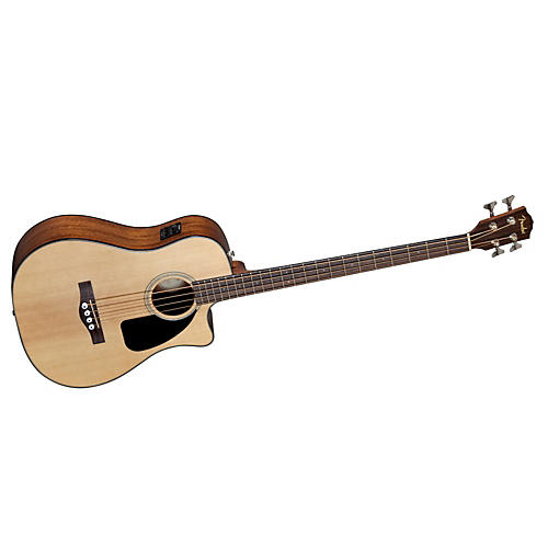 Fender CB-100CE Acoustic-Electric Bass Guitar