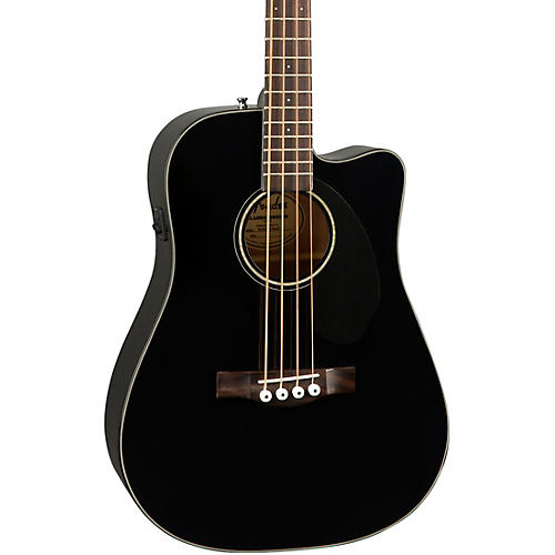 Fender CB-60SCE Acoustic-Electric Bass Guitar-thumbnail