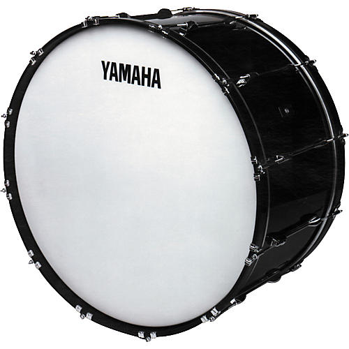 Yamaha CB-636 Concert Bass Drum With BS125 Stand & Cover-thumbnail