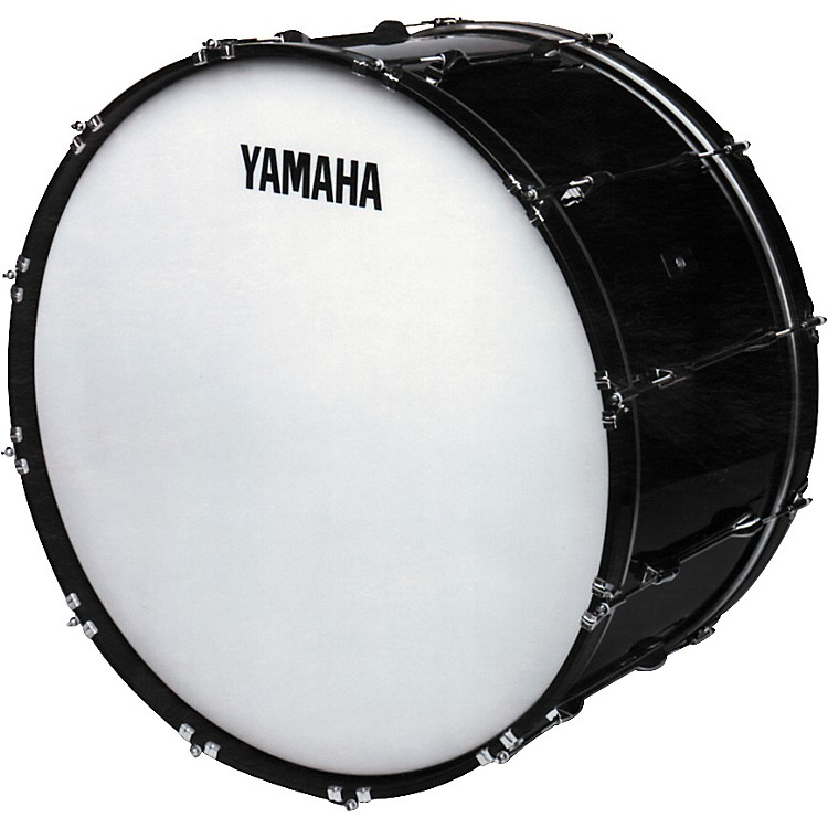 Yamaha CB-640 Concert Bass Drum With BS125 Stand & Cover
