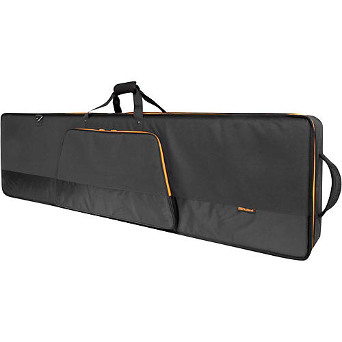 Roland CB-G88L Gold Series Keyboard Bag with Wheels, Large,