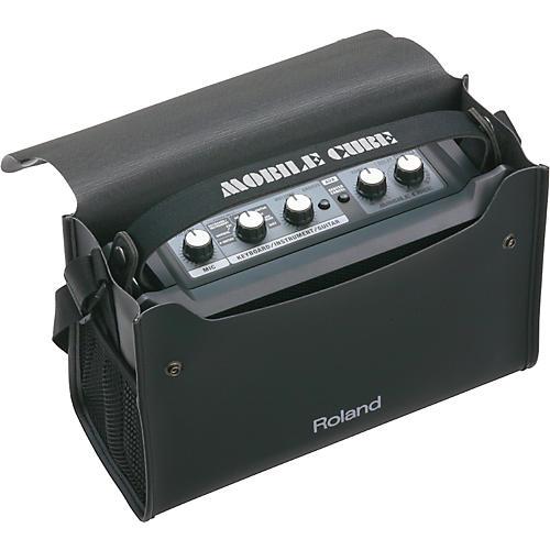 roland cb mbc1 mobile cube amp carrying case musician 39 s friend. Black Bedroom Furniture Sets. Home Design Ideas