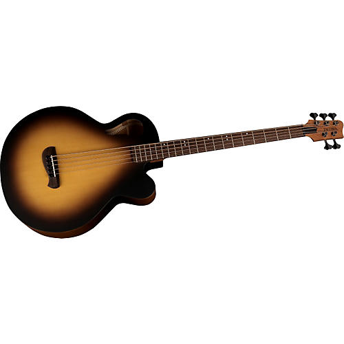 Tacoma CB105CE6 Thunderchief 5-String Acoustic-Electric Bass-thumbnail