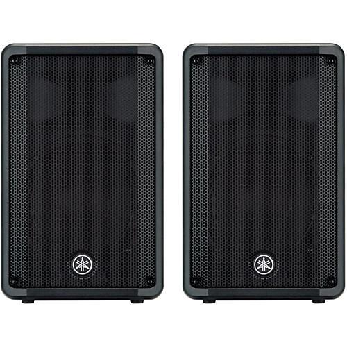 Yamaha cbr10 10 speaker pair musician 39 s friend for Yamaha 10 speaker