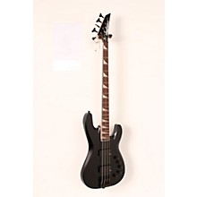 Jackson CBX IV David Ellefson Signature Electric Bass Level 2 Satin Black 190839103857