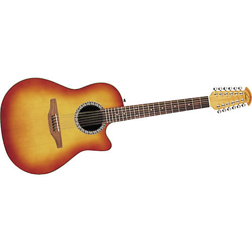 Ovation CC-045-HB Celebrity Standard 12-String Acoustic-Electric Guitar