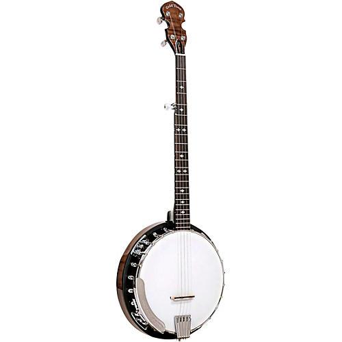 Gold Tone CC-100R+ Cripple Creek Banjo with Resonator Natural : Musicianu0026#39;s Friend