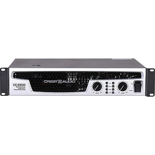 Crest Audio CC 2800 2800W Power Amplifier