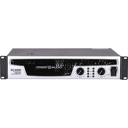 Crest Audio CC 4000 4000W Power Amplifier-thumbnail