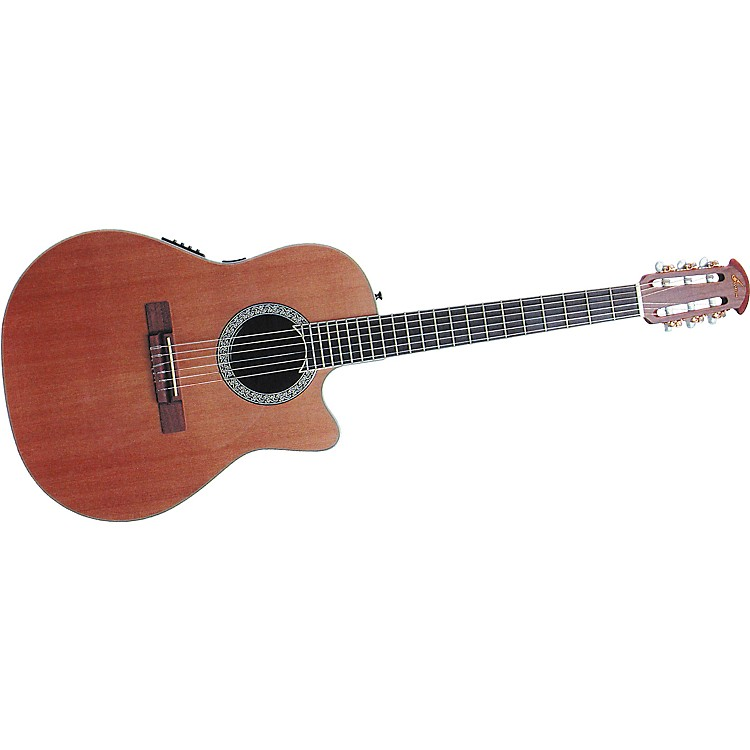 Ovation CC059 Acoustic-Electric Classical Guitar