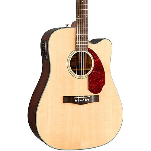 fender cd 140sce acoustic electric guitar w case musician 39 s friend. Black Bedroom Furniture Sets. Home Design Ideas